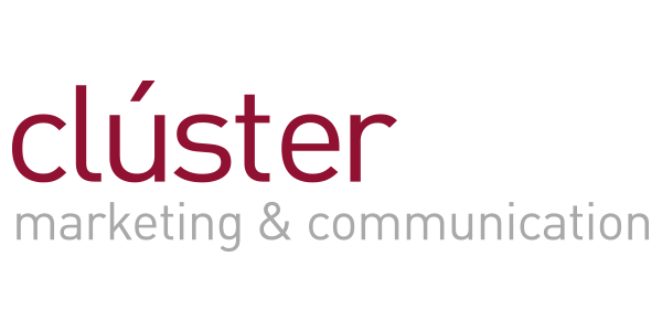 Logo de Clúster Marketing & Communication